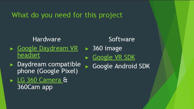 Microsoft AR/VR Hackathon